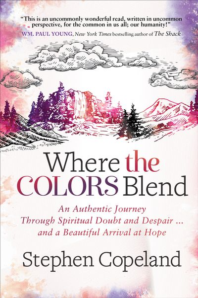 Buy Where the Colors Blend at Amazon
