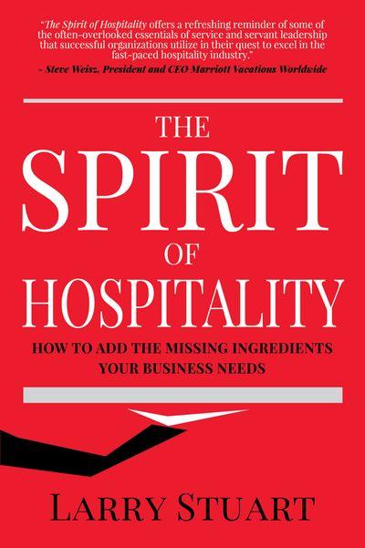 Buy The Spirit of Hospitality at Amazon