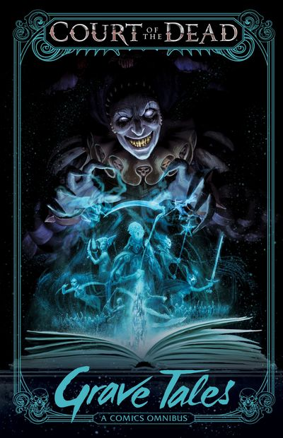 Buy Court of the Dead: Grave Tales at Amazon