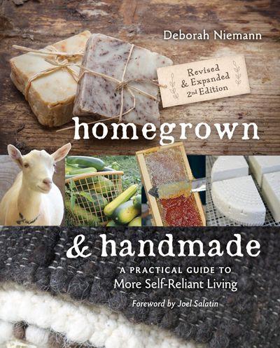 Buy Homegrown & Handmade at Amazon