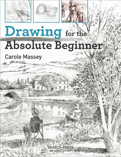 Buy Drawing for the Absoute Beginner at Amazon