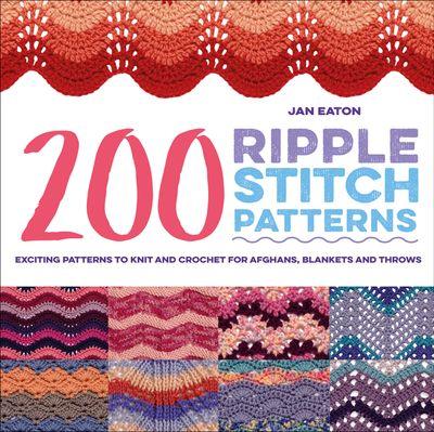 200 Ripple Stitch Patterns