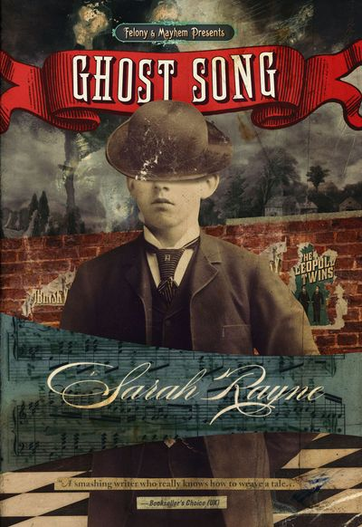 Buy Ghost Song at Amazon