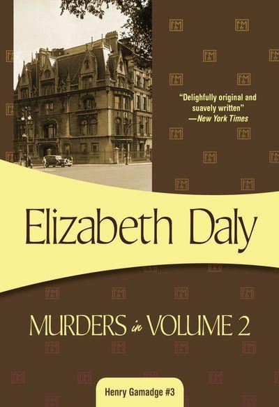Murders in Volume 2