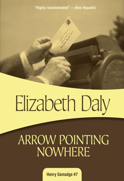 Arrow Pointing Nowhere