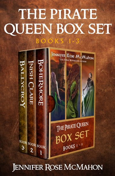The Pirate Queen Box Set