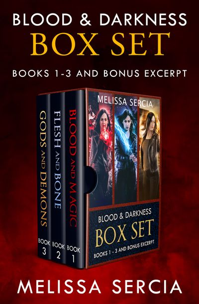 Blood & Darkness Box Set