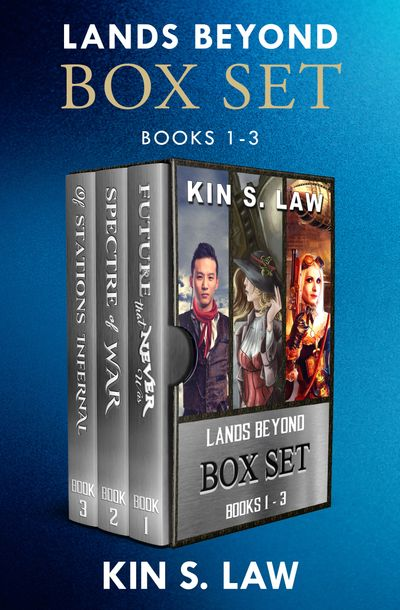 Lands Beyond Box Set